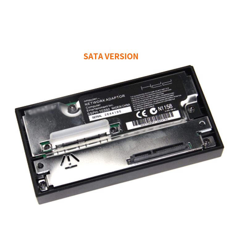 SATA/IDE Interface Network Card Adapter for PS2  2 Fat Game Console SATA HDD Sata Socket SATA