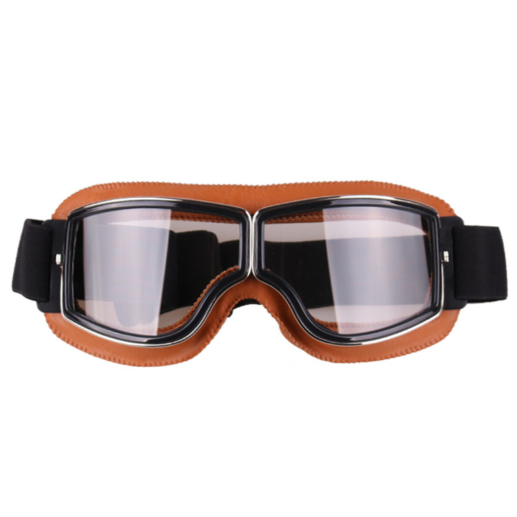 Riding Off-road Windproof Goggle Vintage Classical Outdoor Windproof Motorcycle Glasses