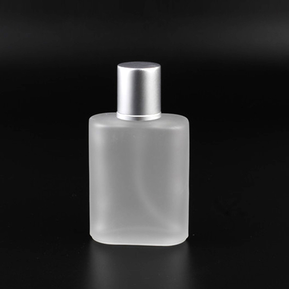 30ml Refillable Perfume Glass Spray Bottle Portable Travel Automizer Empty Cosmetic Container 30 ml matte