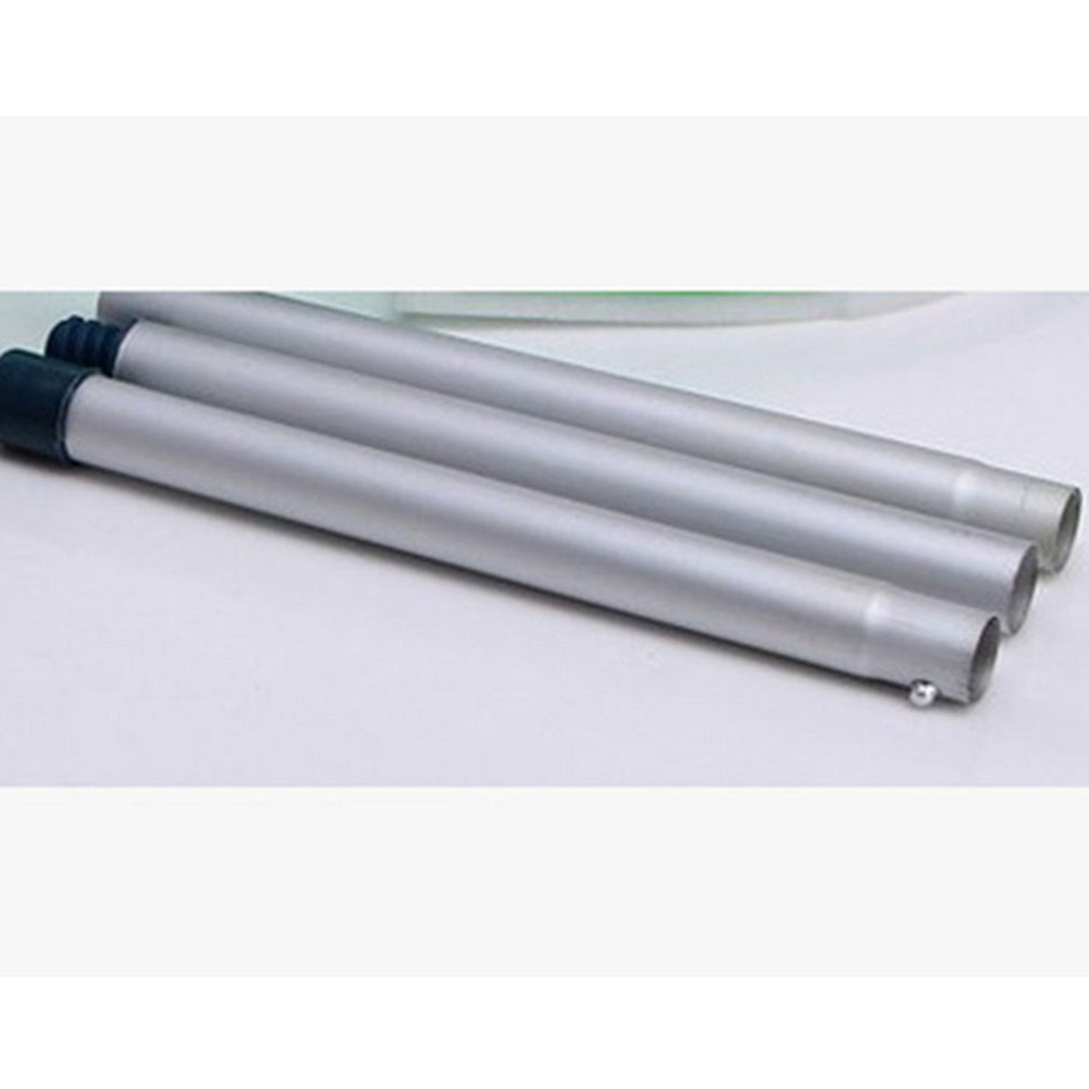 3PCS Aluminium Tube for Paint Roller Brush Wall Painting Accessories