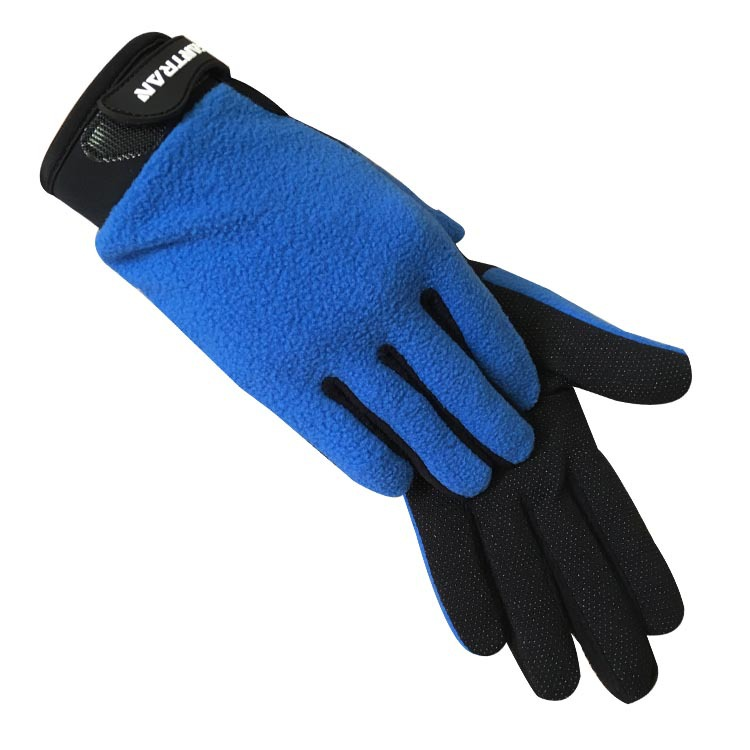 Unisex Screen Touch Gloves Winter Warm Outdoor Sports Windproof Fleece Cycling Gloves