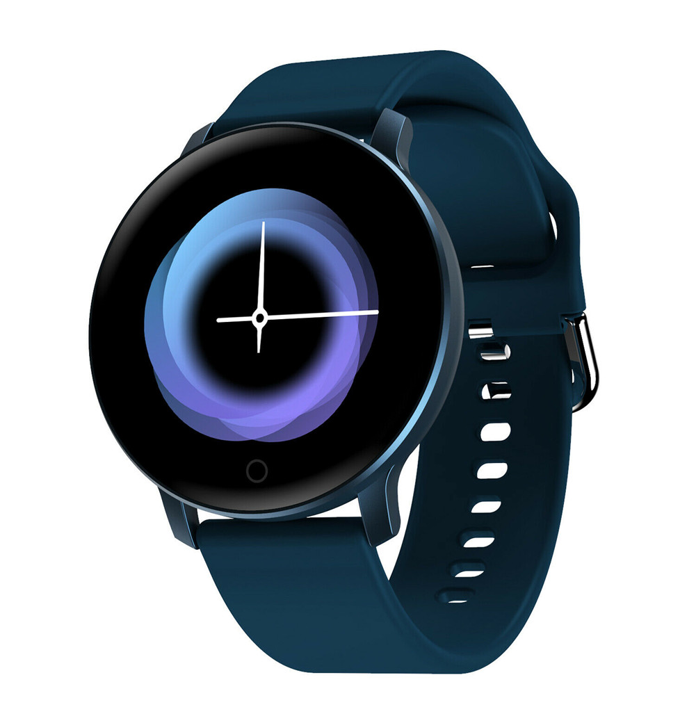 X9 Smart Bracelet IPS High Definition Heart Rate Sleeping Monitor Step Counter Wristwatch blue