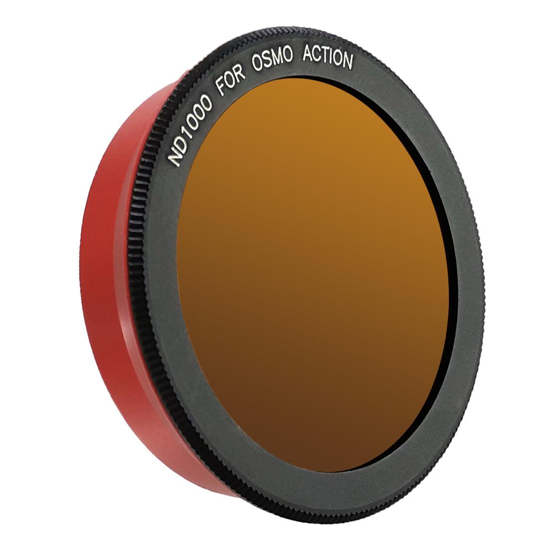 Camera Lens Filter for DJI Osmo Action Cameras UV CPL Lens High Light Transmittance Low Reflectance ND1000 lens filter