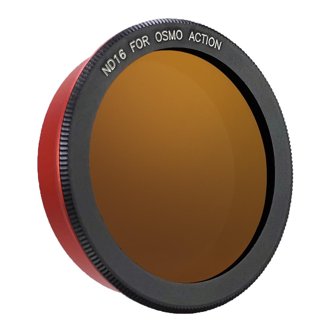 Camera Lens Filter for DJI Osmo Action Cameras UV CPL Lens High Light Transmittance Low Reflectance ND16 lens filter