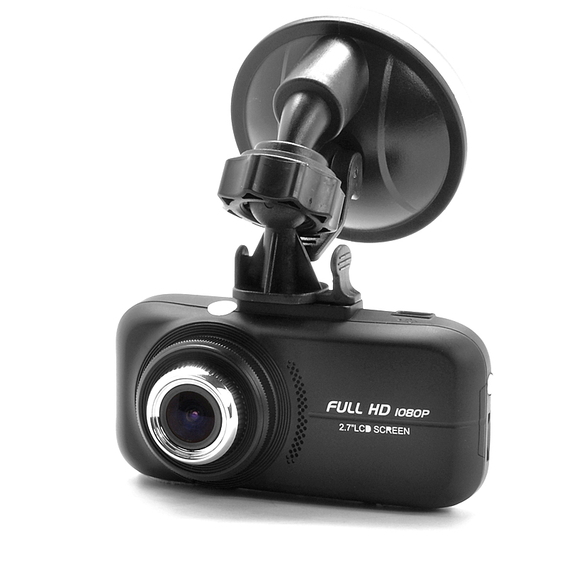 1080p Full HD Car Dashcam - Slipstream