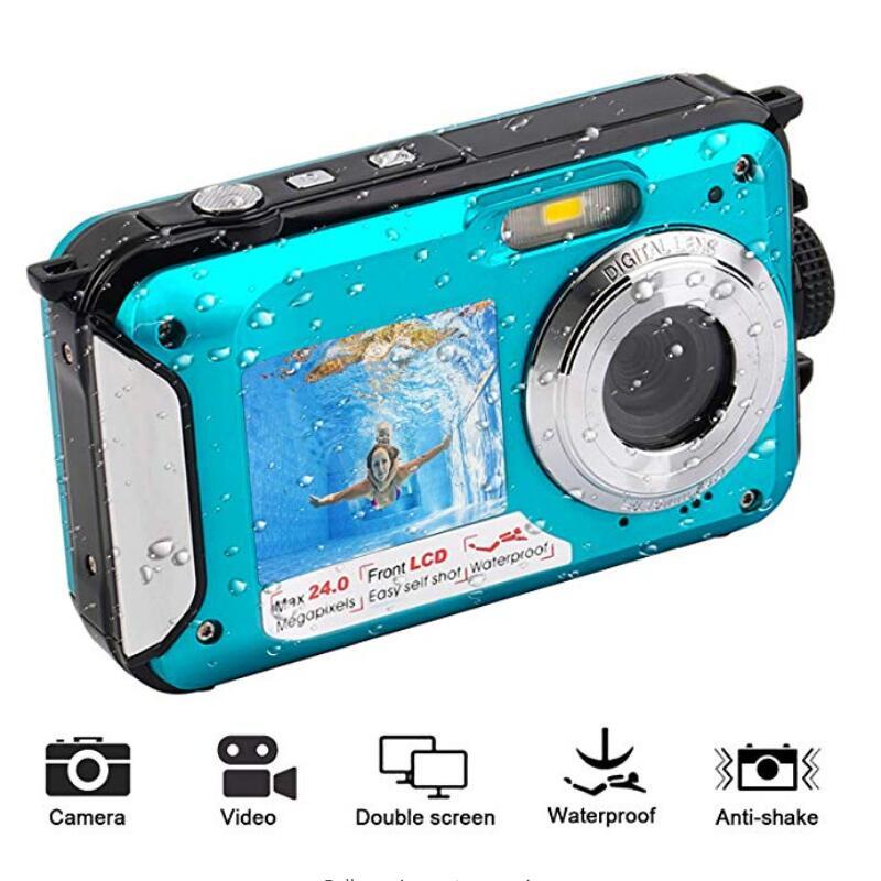 2.7inch TFT Digital Camera blue