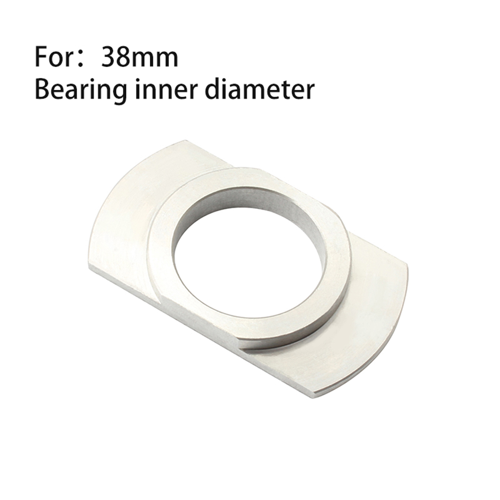 Bottom  Bracket Bearing  Tool For Bicycle Disassembly Installation 24/30/38mm Stainless Steel Reducing Ring Accessories 38MM