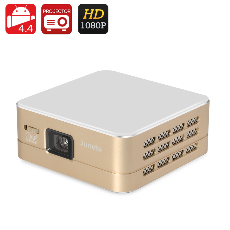 Wholesale smart mini dlp projector from china for Mini smart projector