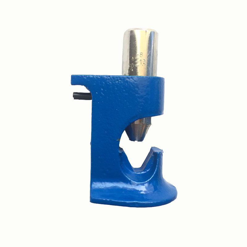 Hammer Crimping Tool Pliers Iron High-carbon Steel Fastening Non-easy to Fall  blue