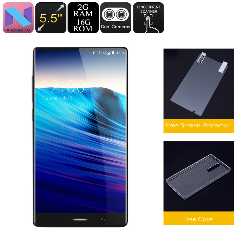 UMIDIGI Crystal Android Phone (16GB)
