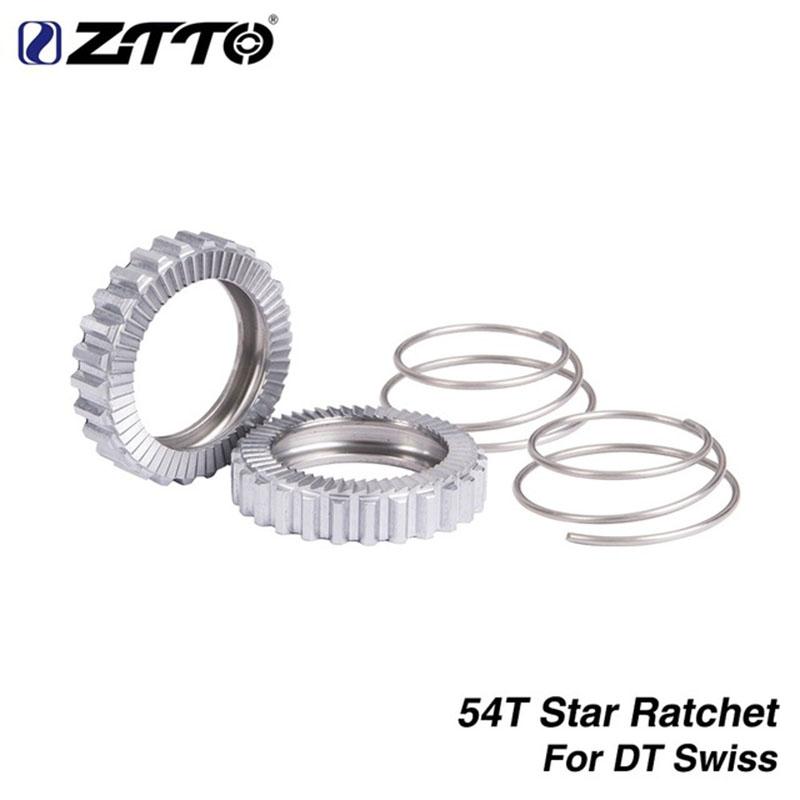 ZTTO MTB Bicycle Hub Service Kit Star Ratchet Hub Parts Mountain Bike Accessories 54T_Free size