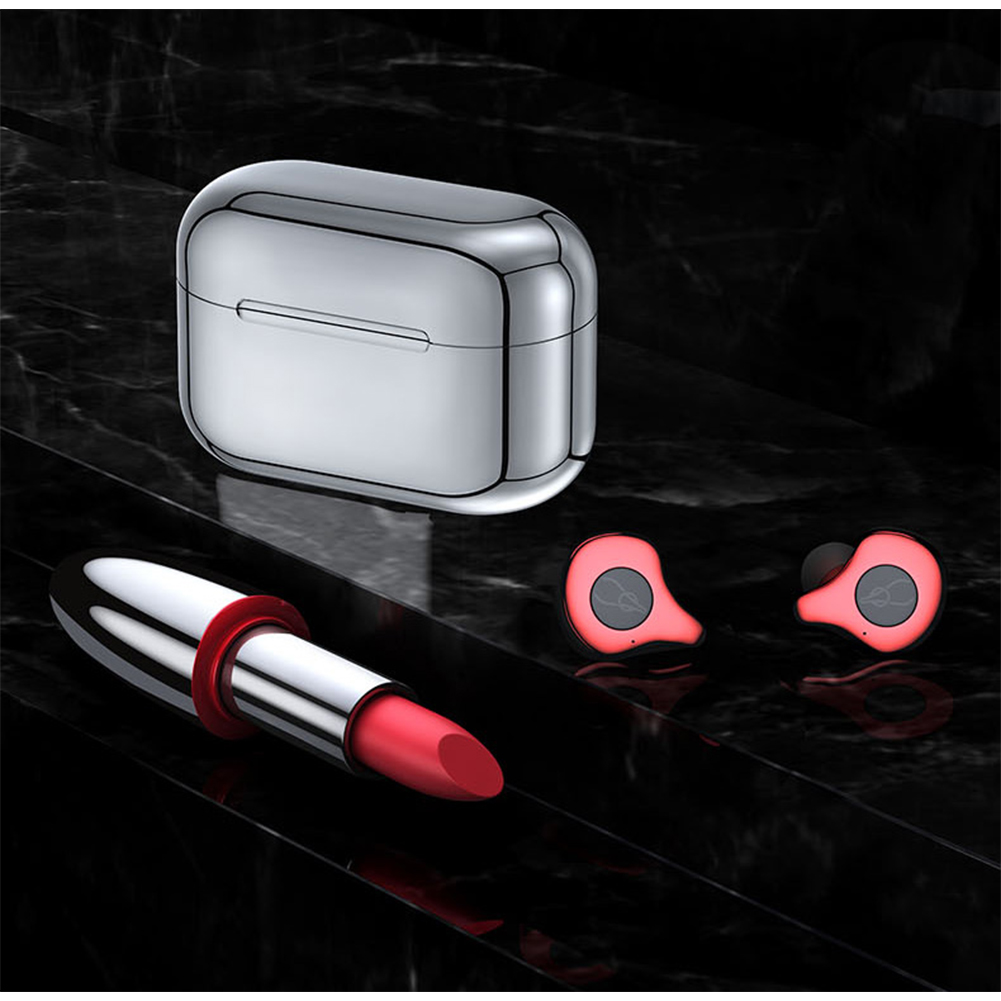 Sabbat E12 Headphone Red+Silver Plated Pin