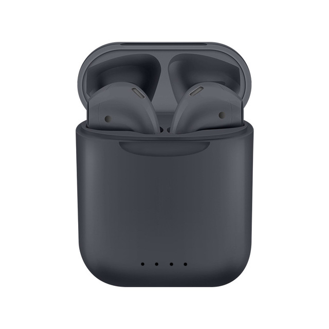 i88 TWS Bluetooth 5.0 Earphone Gray