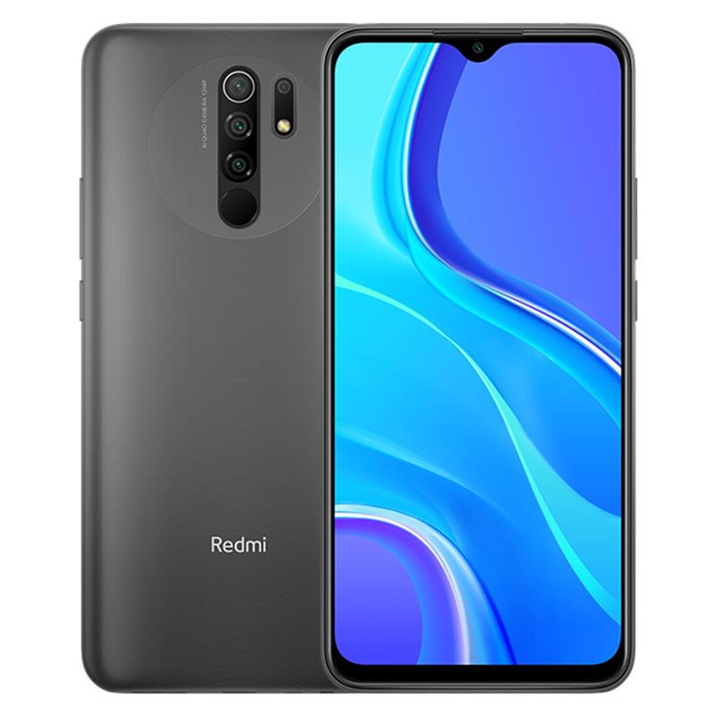 Original XIAOMI Redmi 9 global rom Smartphone  6.53