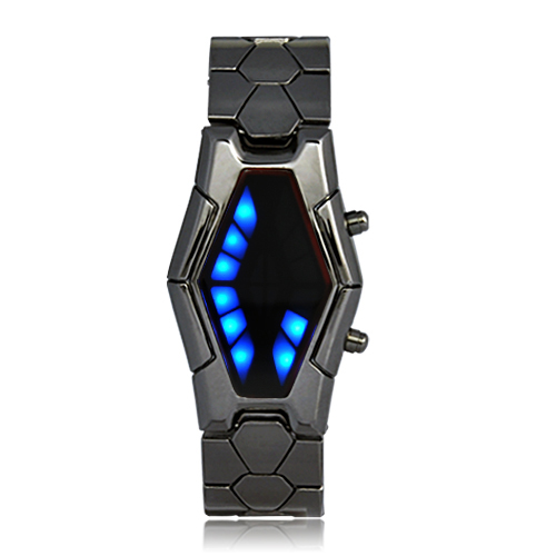 Japanese Inspired LED Watch - Sauron