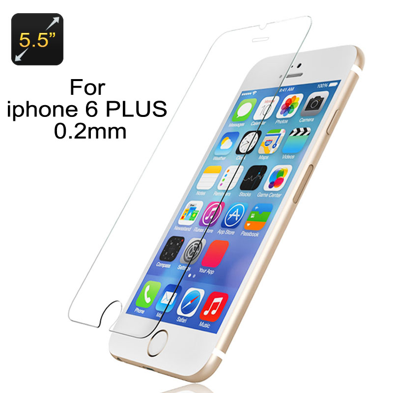 0.2mm Tempered Glass for iPhone 6