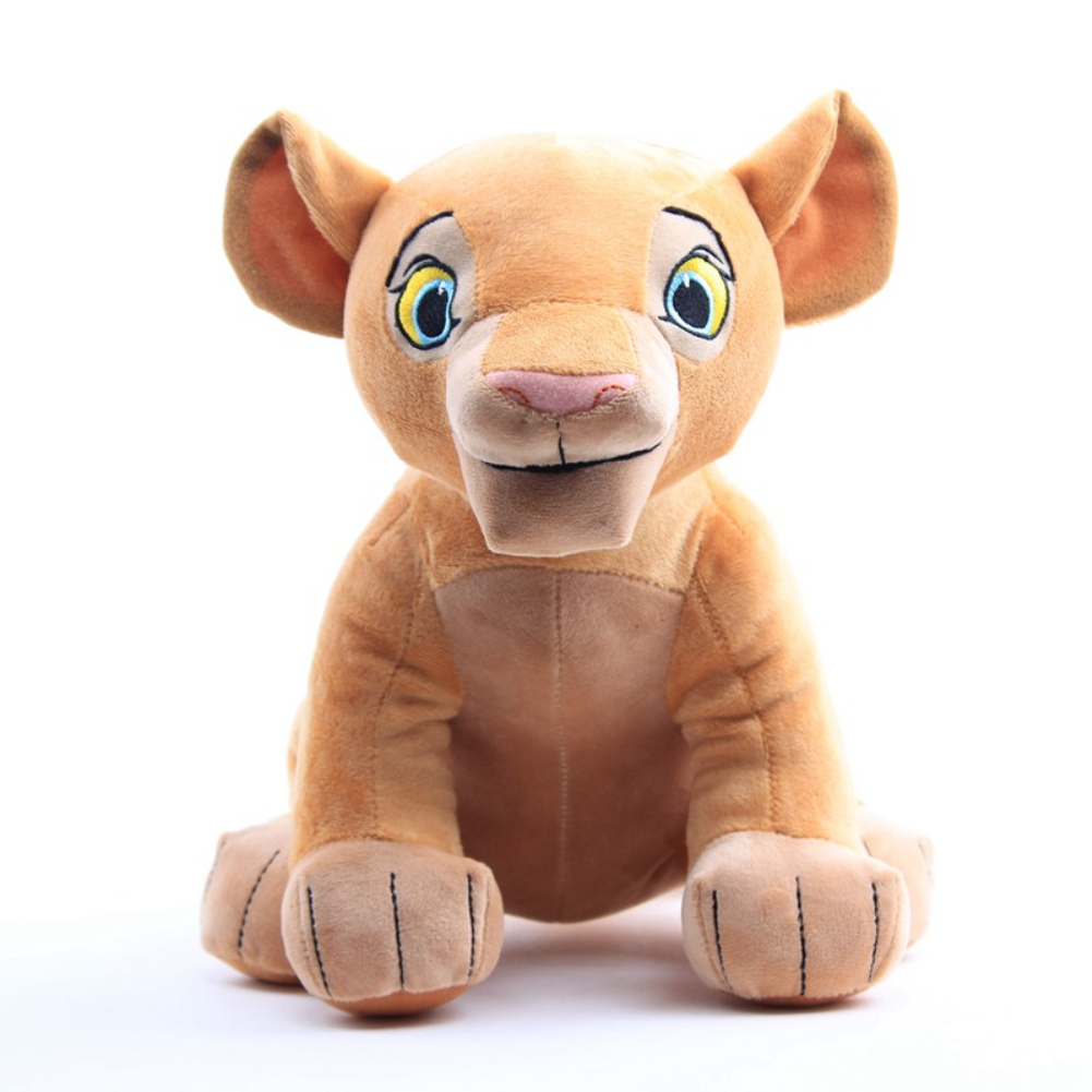 The Lion King Simba Plush -- 11