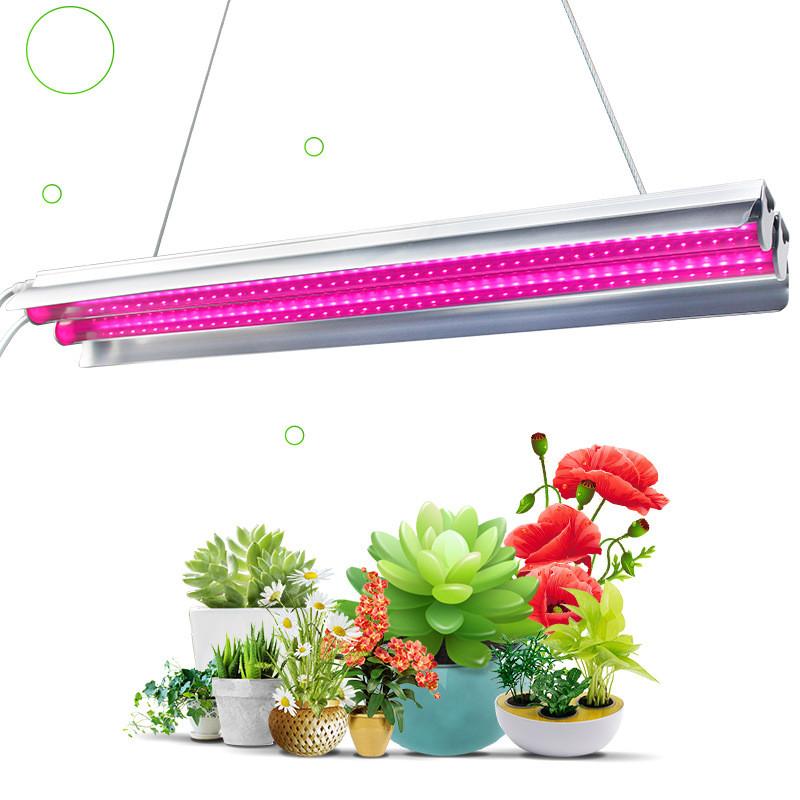 LED Grow Lights 500W Full Spectrum Growing Lamp Lighting for Hydroponic Indoor Plants 50cm European regulations