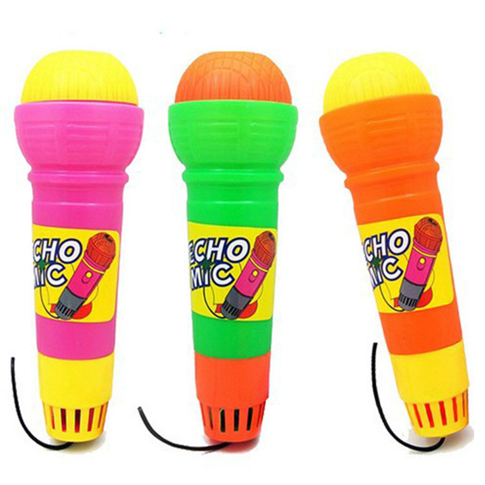 Echo Microphone Pretend Play Toy Gift