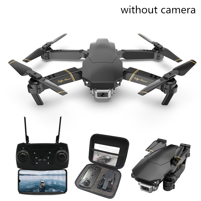 M65 GD89 RC Drone with 4K/1080P HD Camera FPV WIFI Altitude Hold Selife Drone Folding RC Quadcopter without camera 2 battery