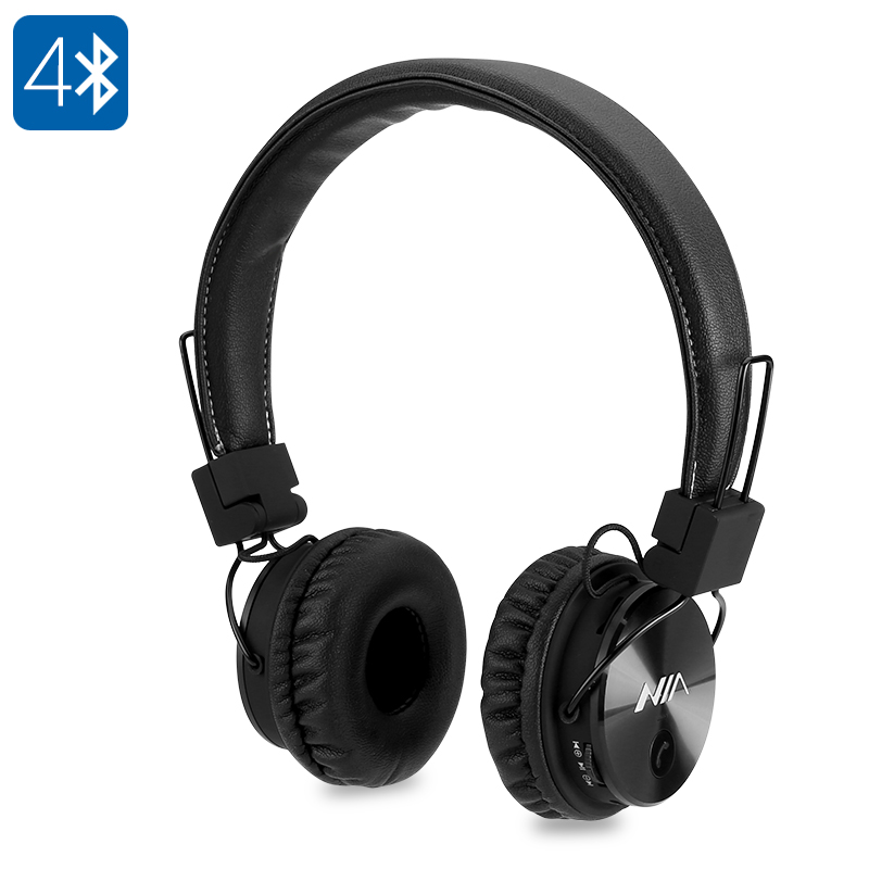 NIA X3 Bluetooth Headphones