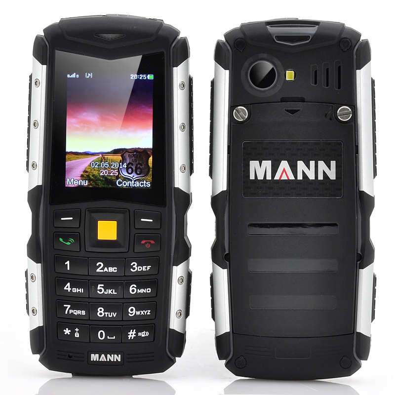 MANN ZUG S Rugged Phone