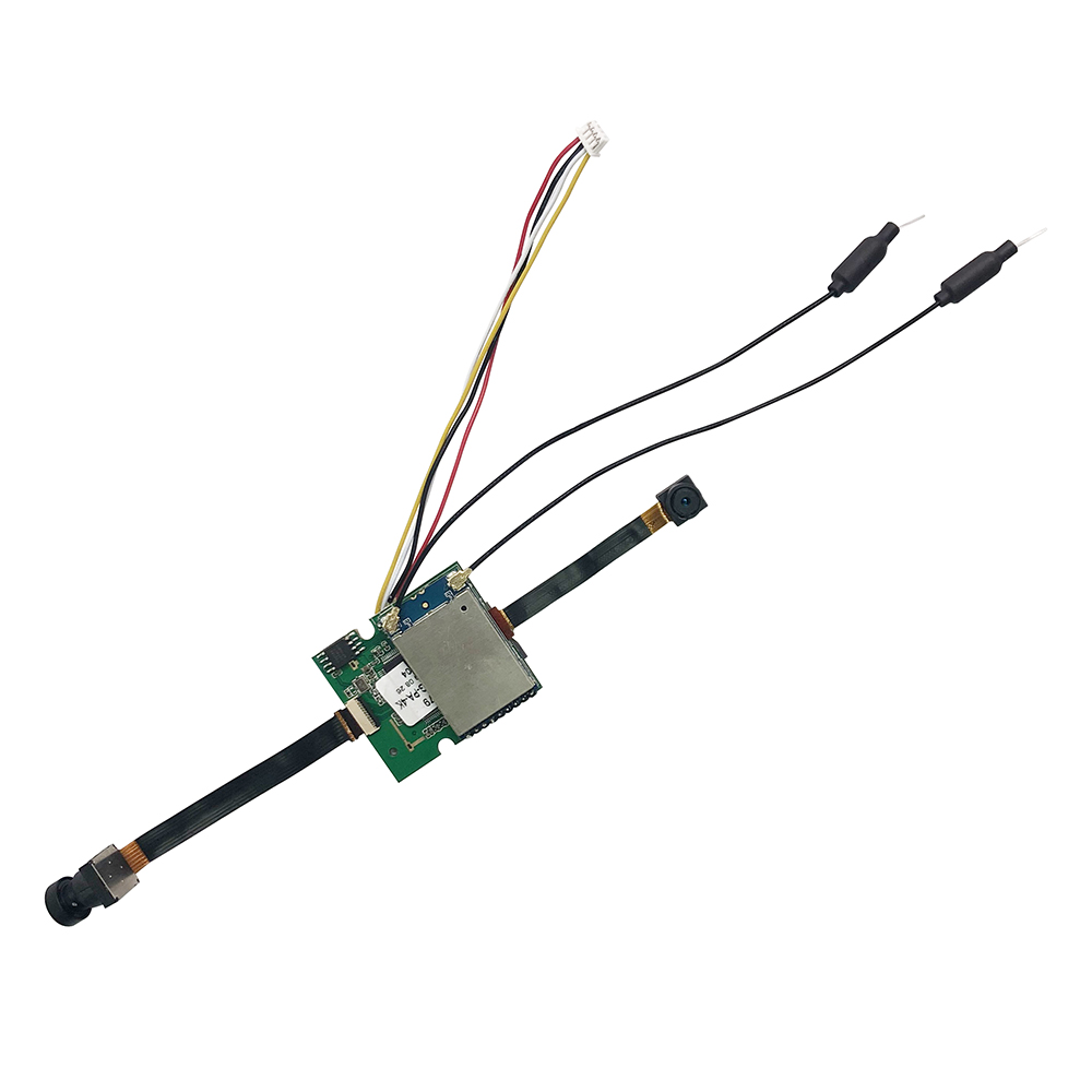 Receiver Board GPS Module Geomagnetic Module 5G-4K+Optical Flow for Visuo ZEN K1 5G Wifi FPV RC Drone 5G-4K+ optical flow