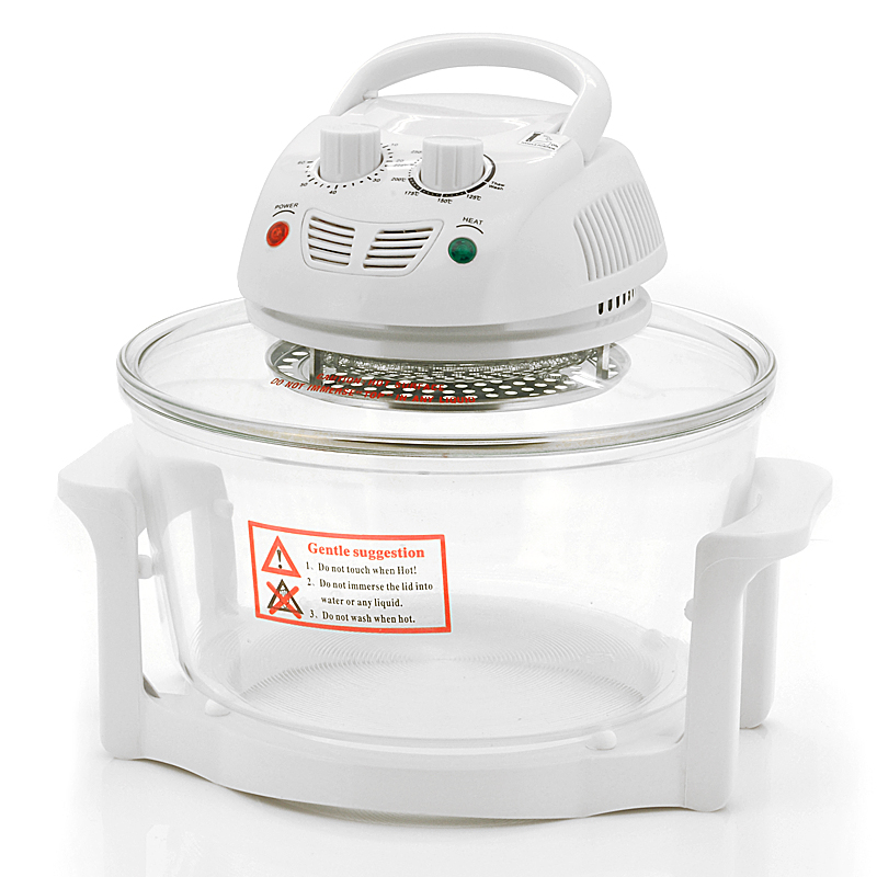 Halogen Convection Oven w/ 12 Liter Capacity