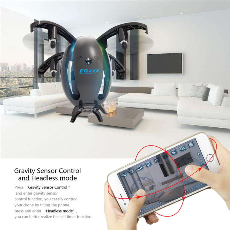 FQ28WIFI Mini RC Quadcopter