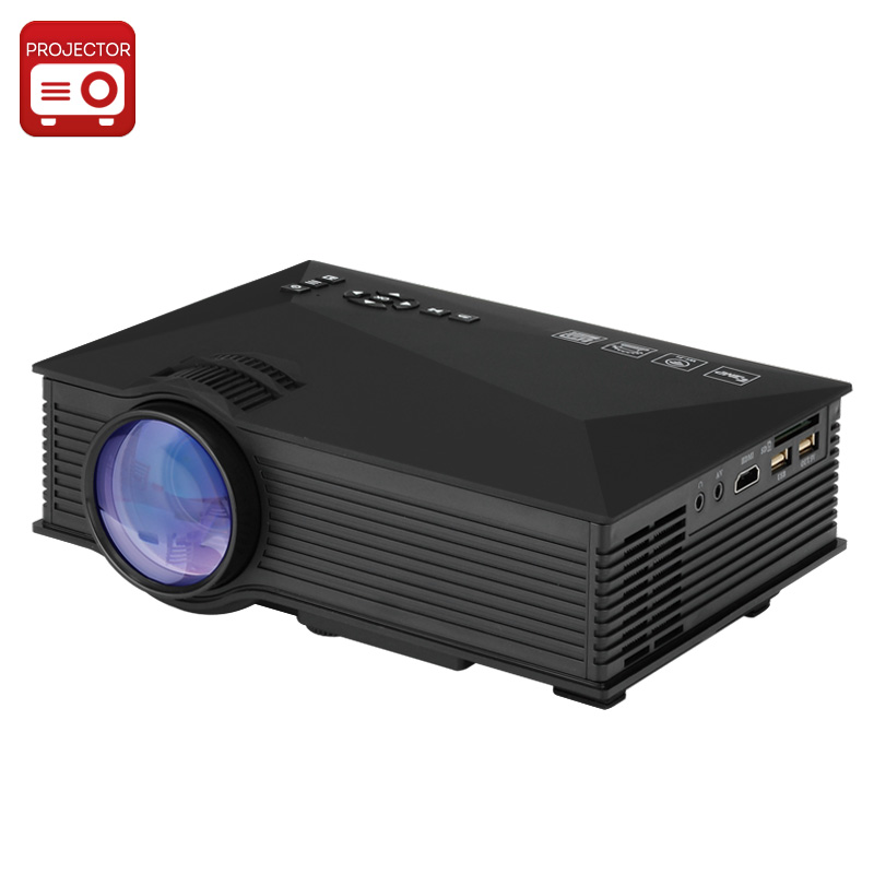Wholesale unic uc46 portable full hd projector from china for Where to buy pocket projector