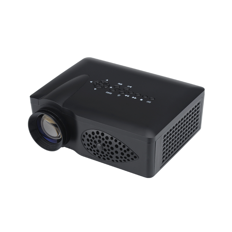 Compact MINI LED 750 Lumen Projector