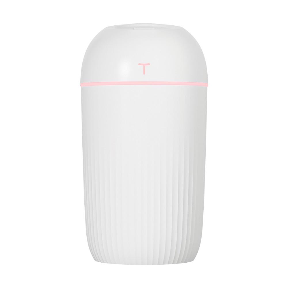Mini-USB Humidifier Ultrasonic Portable Aroma Diffuser Household Items white