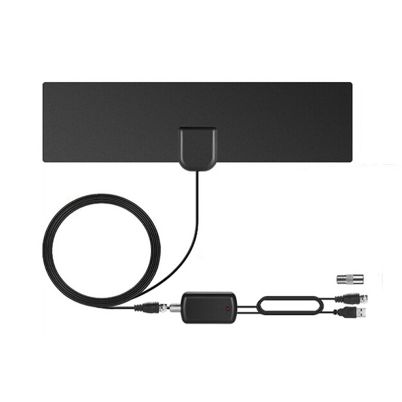 Digital HDTV Cable TV Antenna With Amplifier