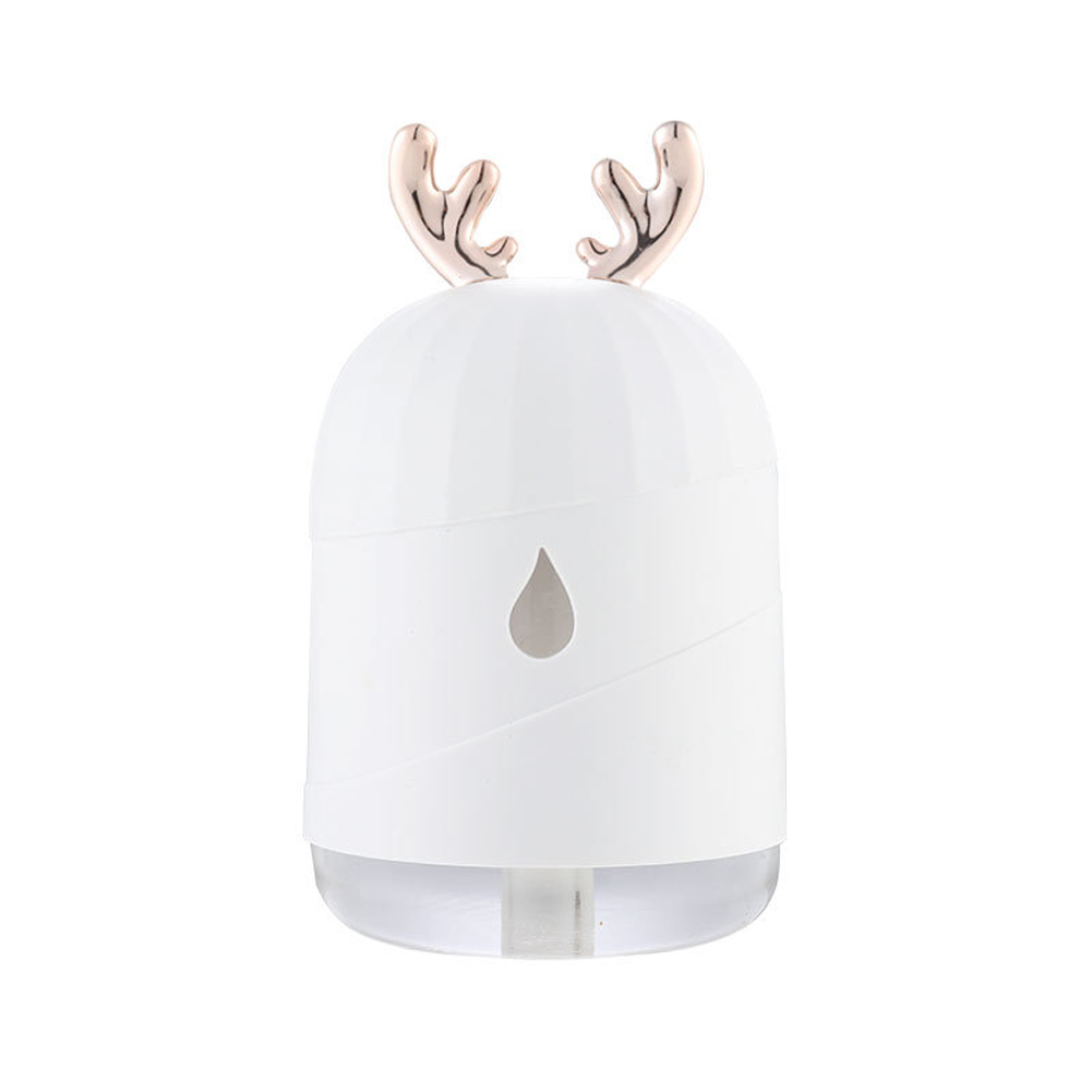 Humidifier Usb Mini Mute Bedroom Car Spray Water Replenisher white_Normal specifications