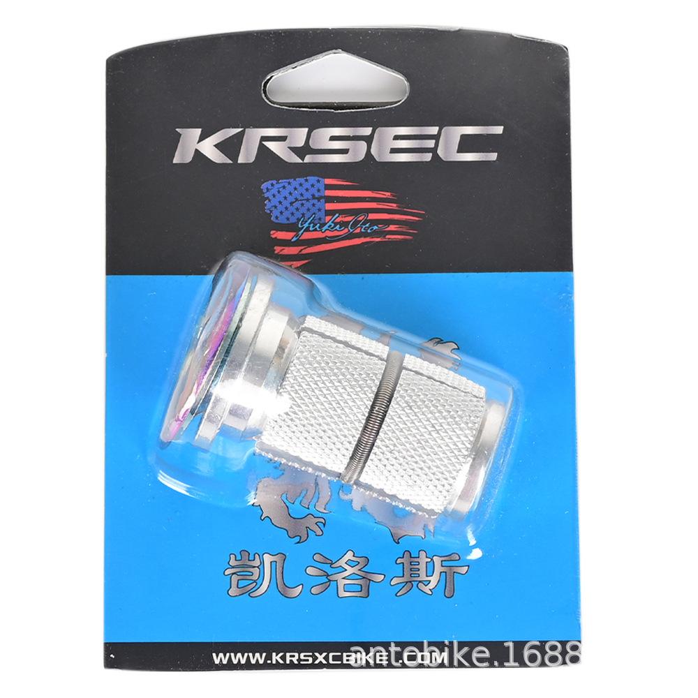 Bike Headset Stem Top Cap Compression plug Nut Compressor Expansion colorful_Card