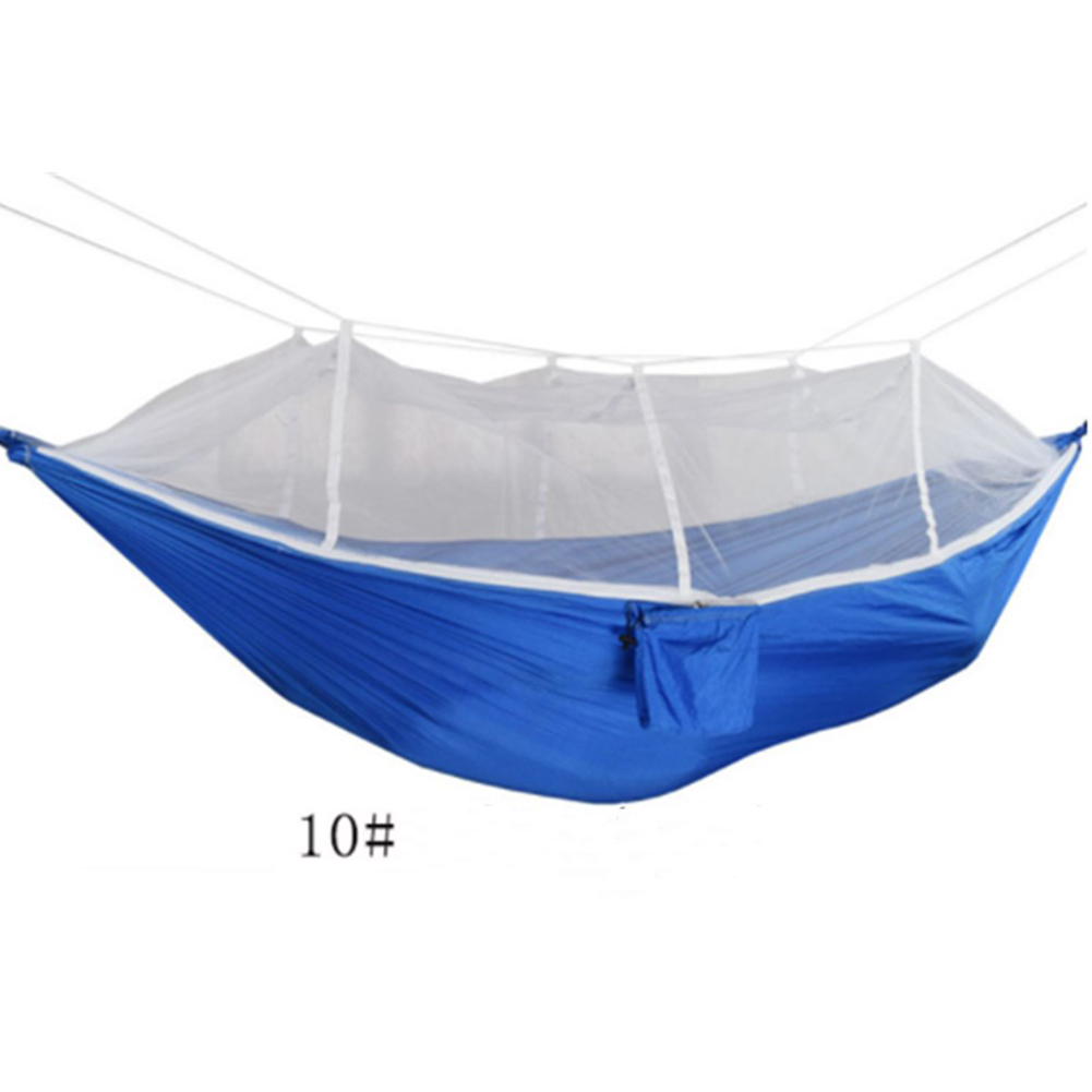 Portable Parachute Fabric Hammock 10#
