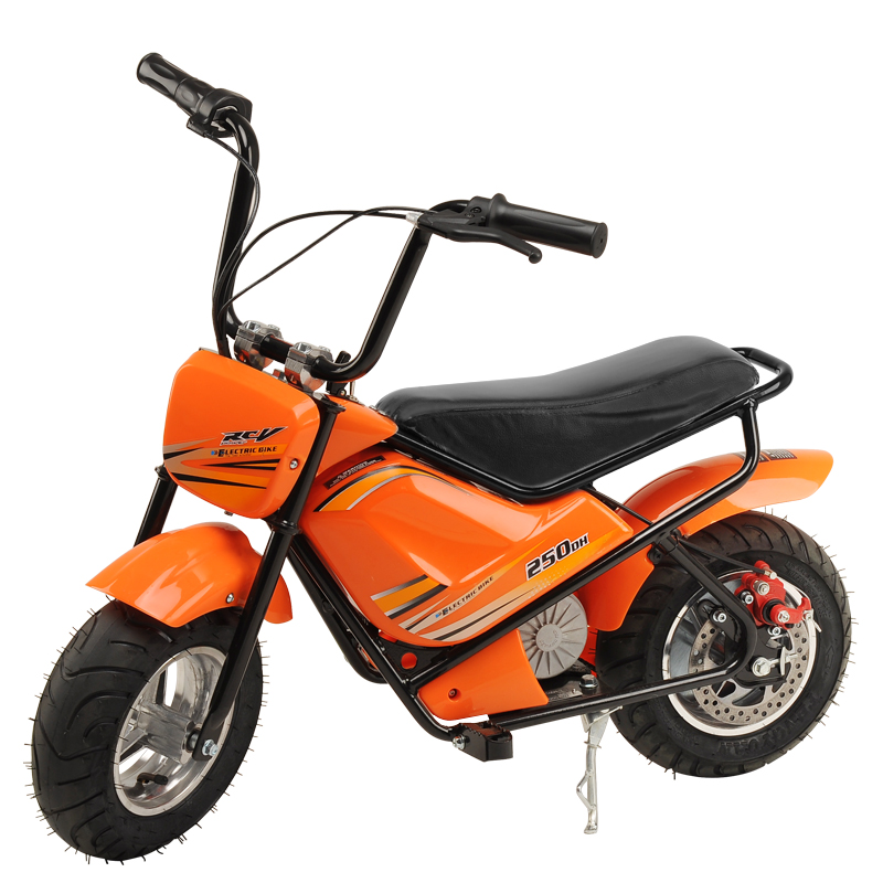 Wholesale 250w Mini Electric Motorcycle From China