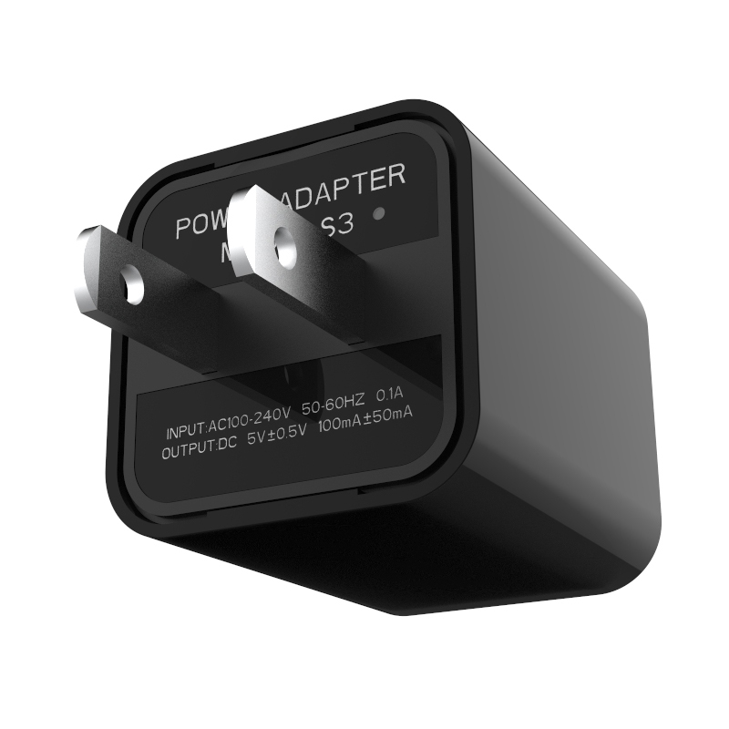 1080P HD USB Wall Charger Adapter