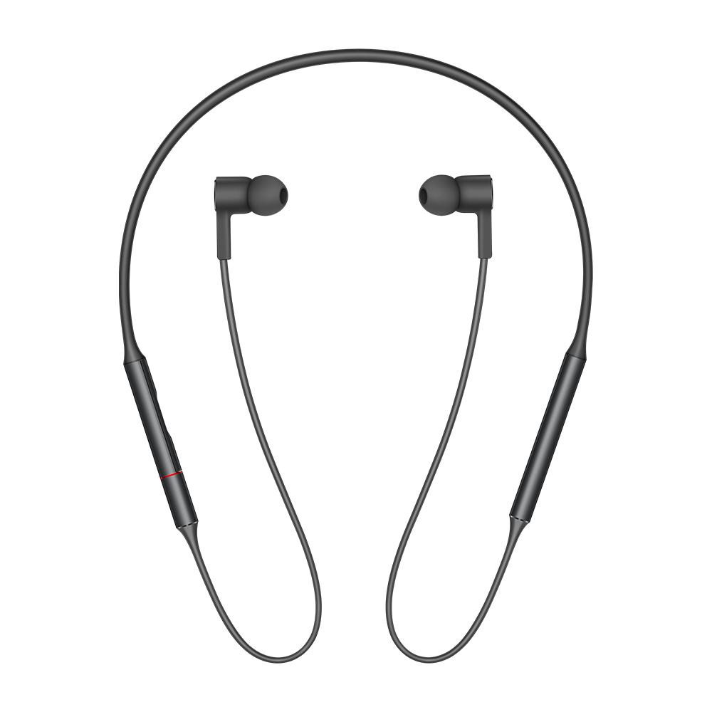 [JP Direct] Original HUAWEI FreeLace Bluetooth 5.0 CM70C Black_Bluetooth 5.0