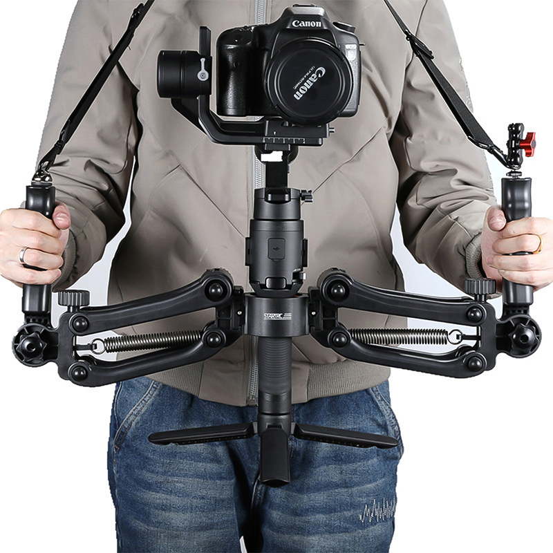 STARTRC Ronin SC 4th Stabilizer Handheld Holder with Strap For DJI Ronin SC Ronin Pro Accessories Expansion Kit With rope