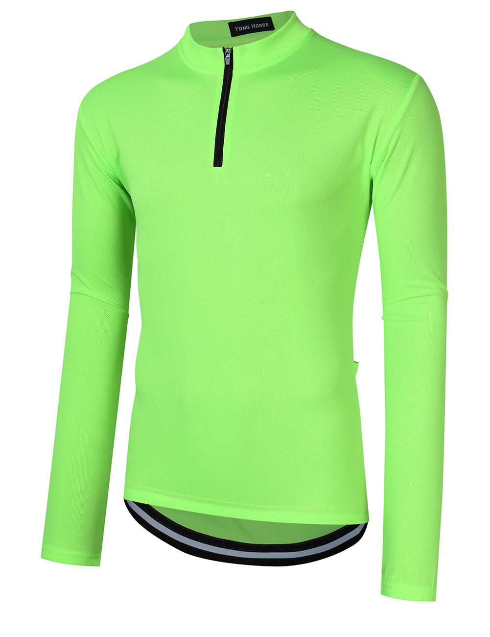 Men's Long Sleeve Cycling Jersey Quick Dry