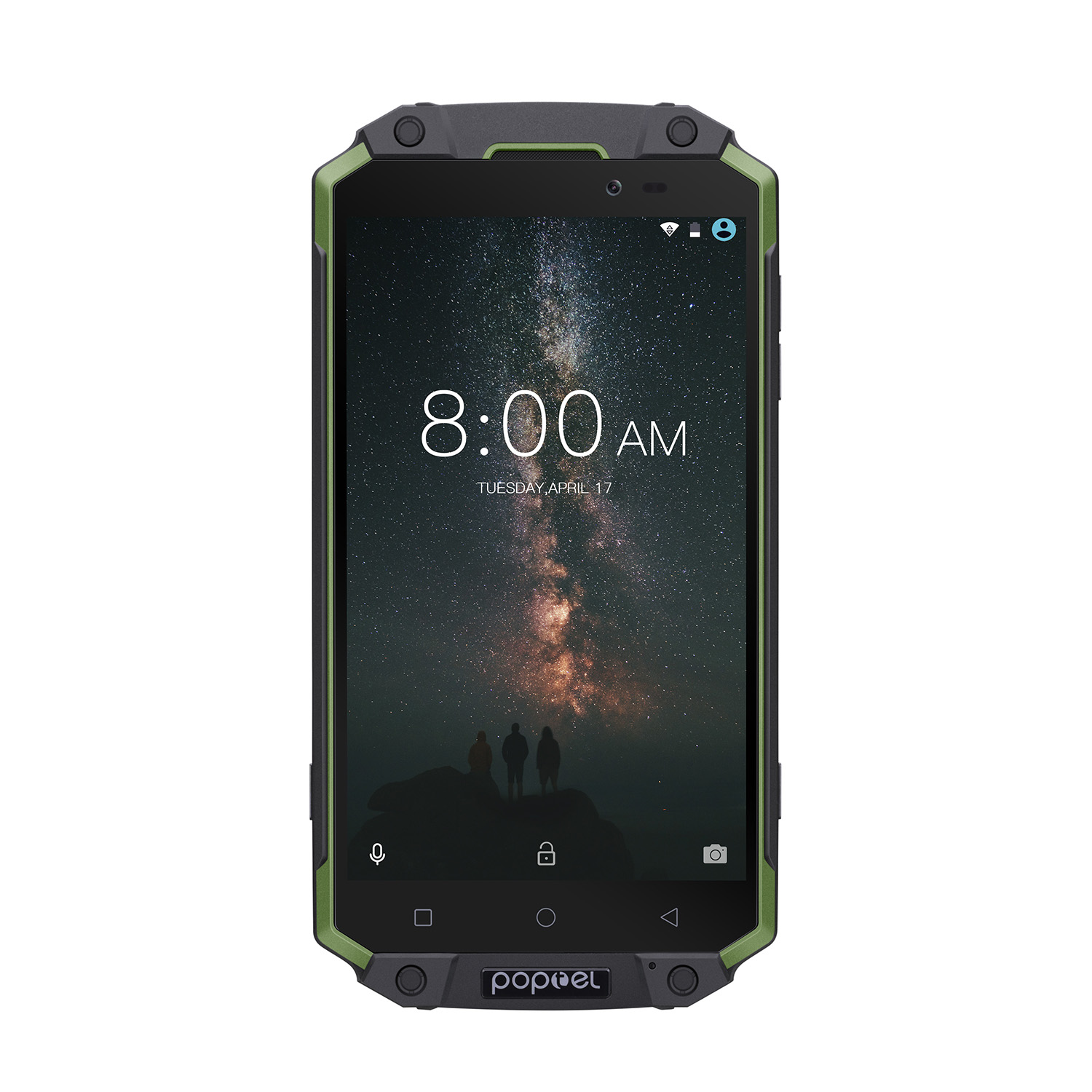 POPTEL P9000 MAX Android Phone