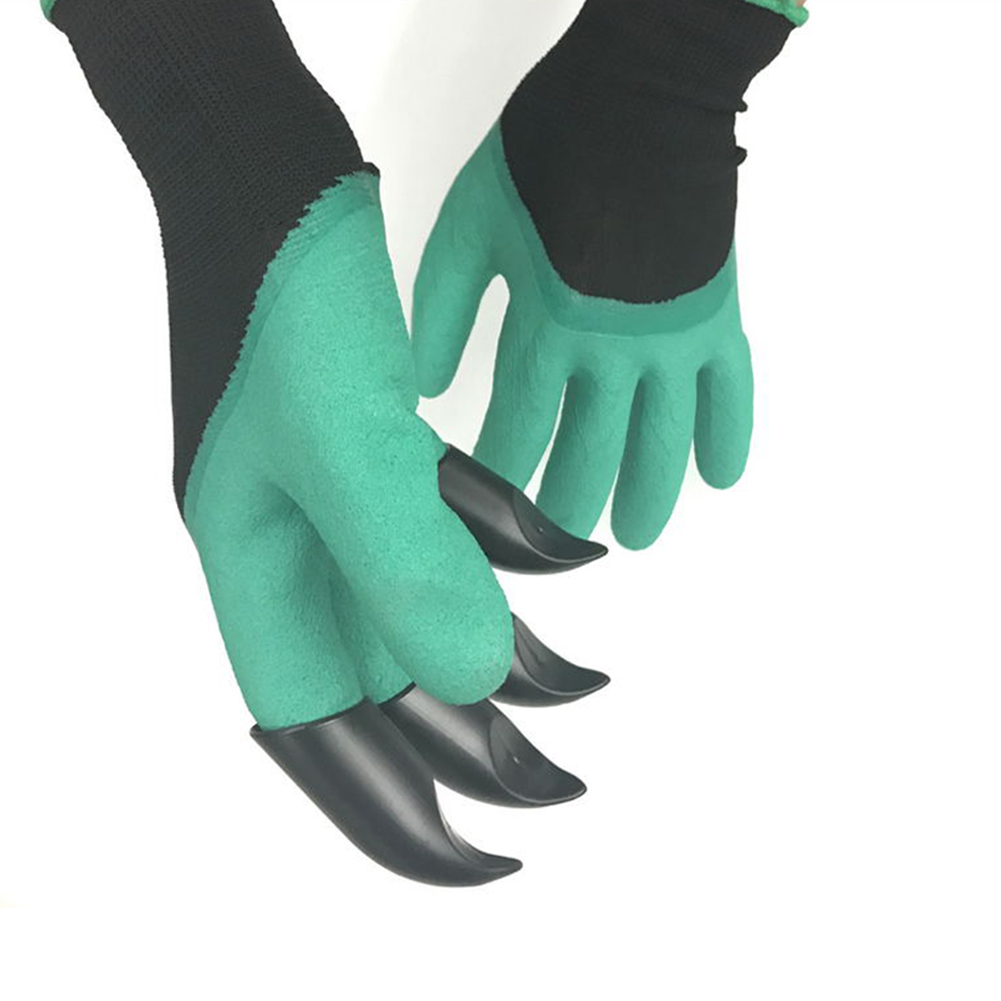 1 Pair Garden Insulating Gloves Waterproof Wear-resistant Safety Protection Gloves One Size