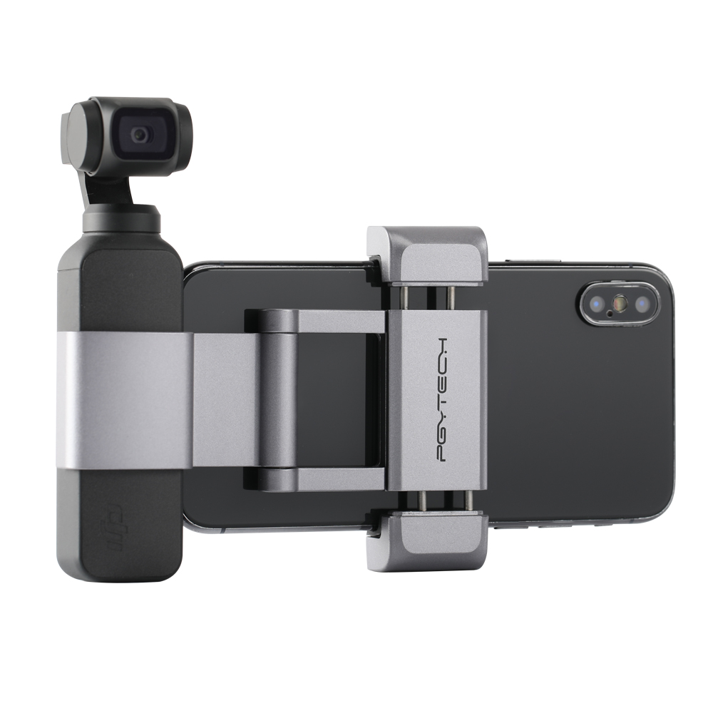 PGYTECH Osmo Pocket Phone Holder+ default