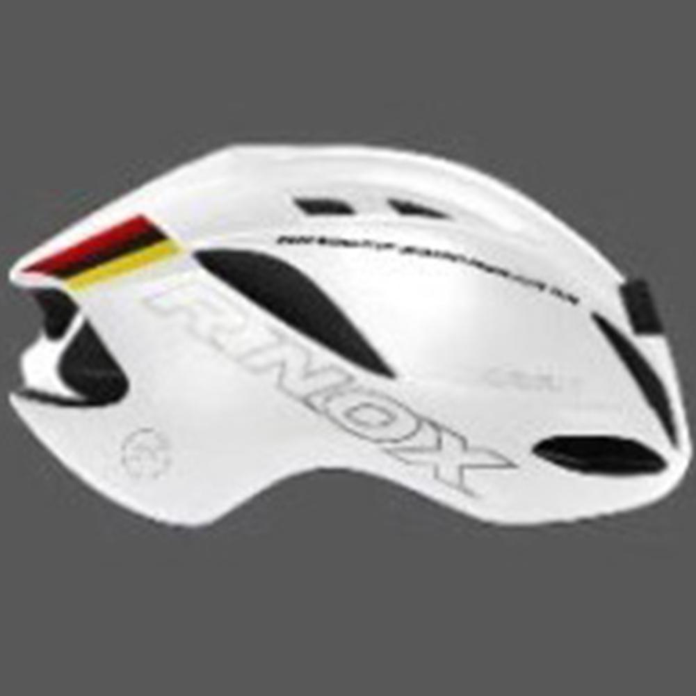 Cycling Helmet SPEED Pneumatic Racing Road Bike Helmets for Men women TT Time trial triathlon Bicycle Helmet  Pearl White_One size