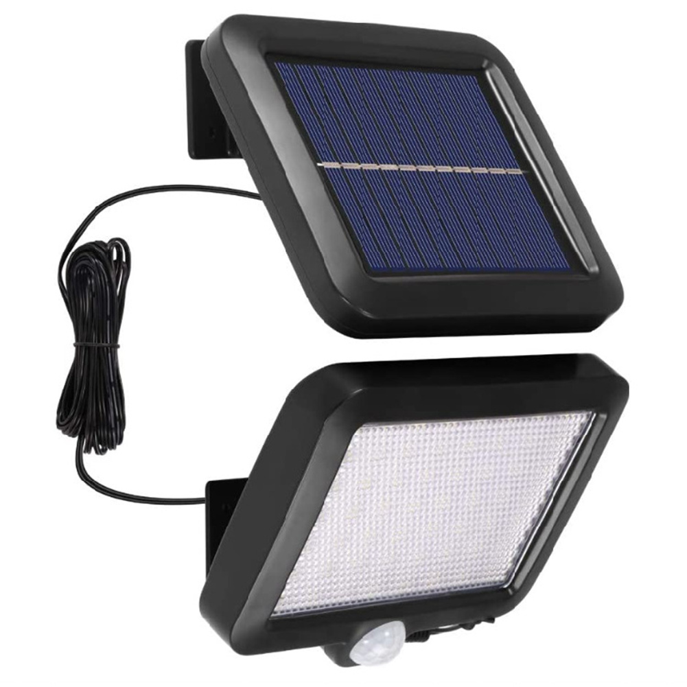 100led Solar  Light Motion Sensor Wall Light Emergency Led Light For Outdoor Street Garden Porch 56led