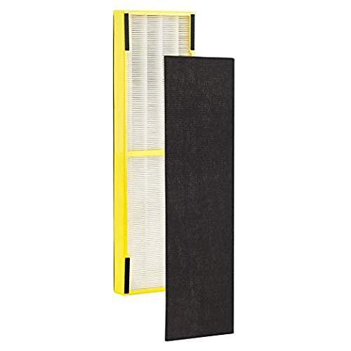 Filter Replacement for GermGuardian FLT4825 FLT4800 Air Purifier Accessories black