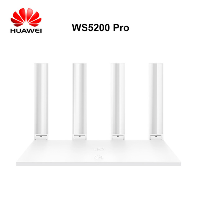 HUAWEI Honor WS5200 Pro Router Extender WiFi Network Repetidor Access 5G Dual Frequency Intelligent Wireless Highway White_UK Plug
