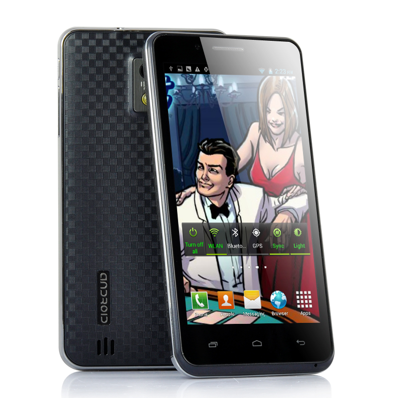 4Core HD Android 4.2 Phone - Baccarat (B)