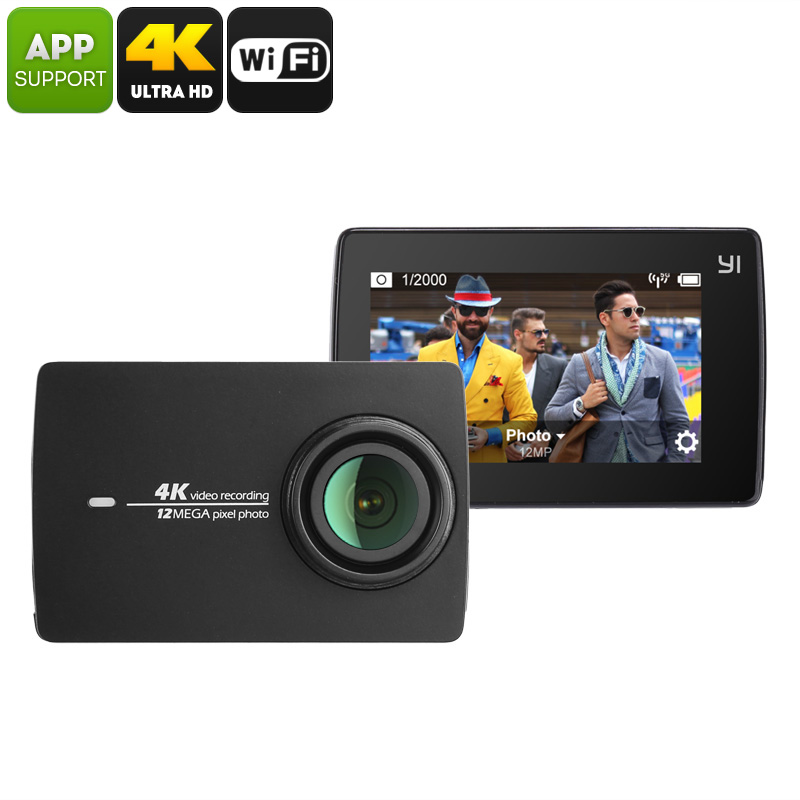 YI II International Version Sports Camera